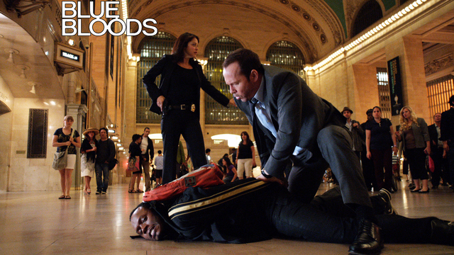 1. Blue Bloods - Unwritten Rules