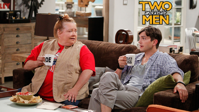 3. Two And A Half Men - This Unblessed Biscuit