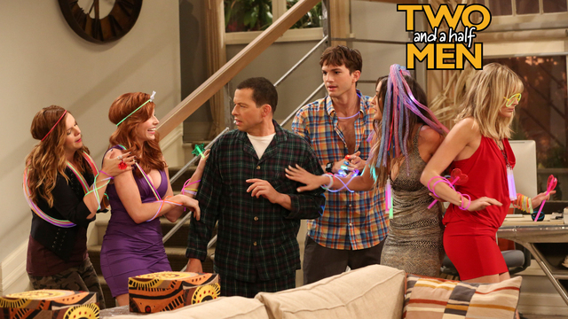 4. Two And A Half Men - Clank, Clank, Drunken Skank