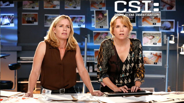 7. CSI: - Under A Cloud