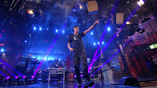 Live On Letterman: J. Cole - Nobody's Perfect