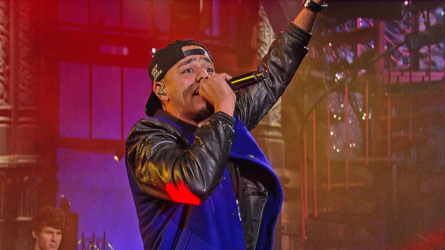 Live On Letterman: J. Cole - Land of the Snakes