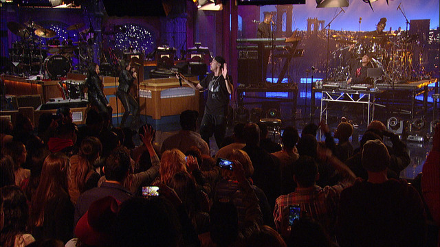 Live On Letterman - J. Cole: In The Morning