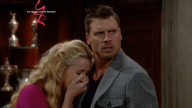 The Young and the Restless - Nikki's Reveal