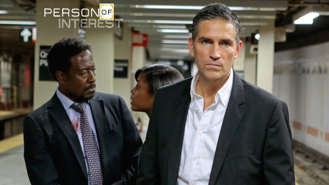 9. Person Of Interest - The Crossing