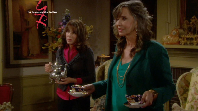 The Young and the Restless - Thanksgiving Memories