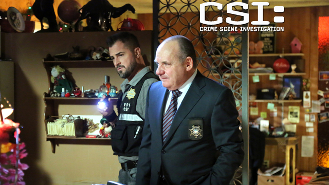 9. CSI: - Check In And Check Out