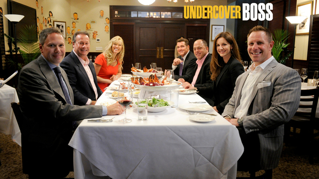 9. Undercover Boss - Busted!