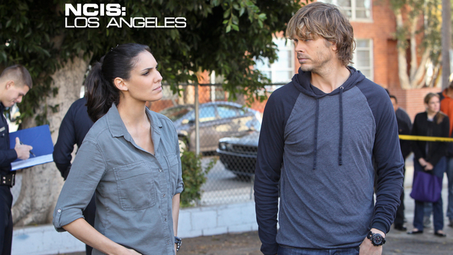 10. NCIS: Los Angeles - Frozen Lake