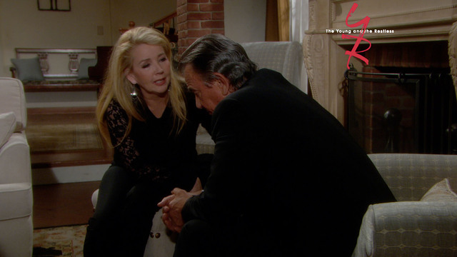 The Young and the Restless - Nikki's Explanation