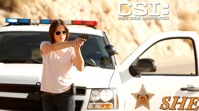 10. CSI: - Girls Gone Wild