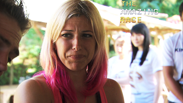 The Amazing Race - I Can't Eat Gross Stuff