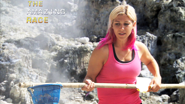 The Amazing Race - I Don't Boil Eggs