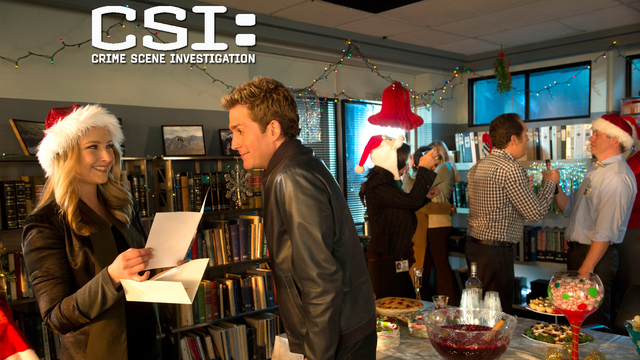 11. CSI: - The Lost Reindeer