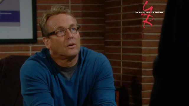 The Young and the Restless - Paul Questions Fen