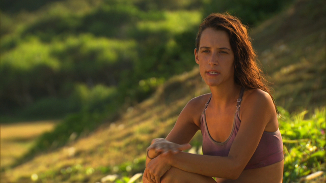 Survivor: Blood vs. Water - My Very First Thought