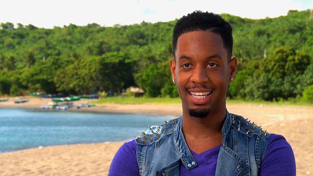 Survivor Cagayan: Meet Brice