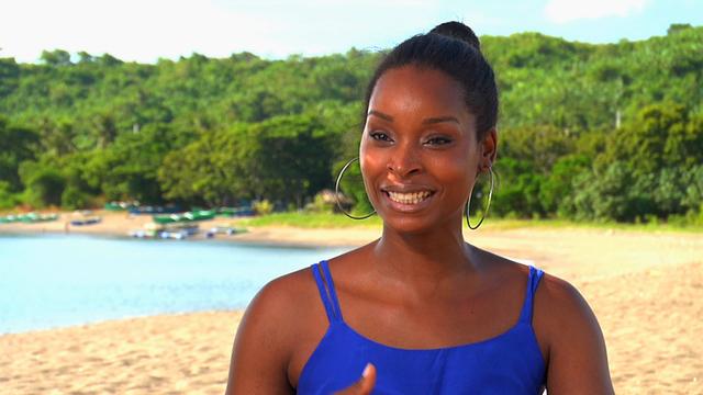 Survivor Cagayan: Meet J'tia