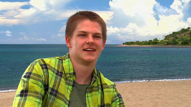 Survivor Cagayan: Meet Spencer