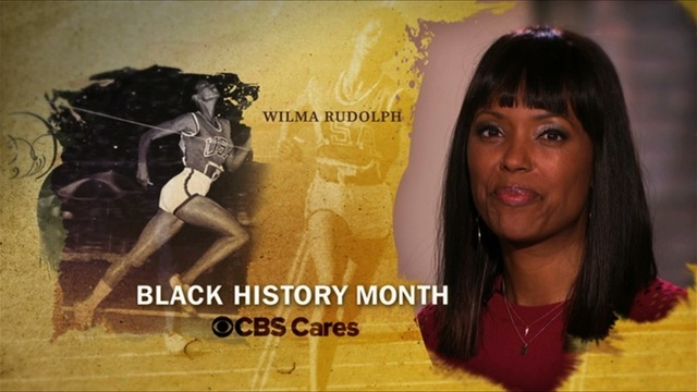 CBS Cares - Aisha Tyler on Black History Month