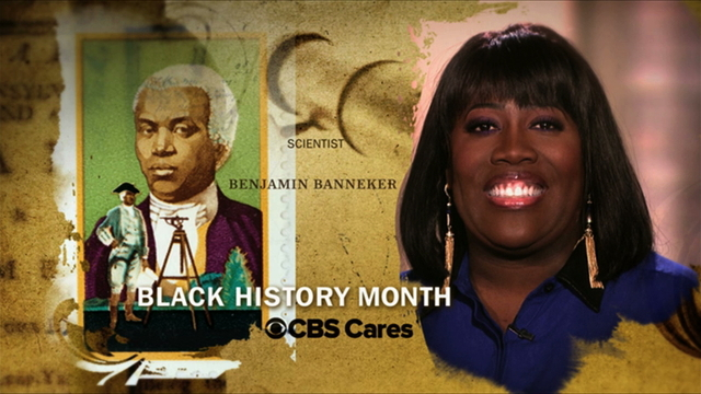 CBS Cares - Sheryl Underwood on Black History Month