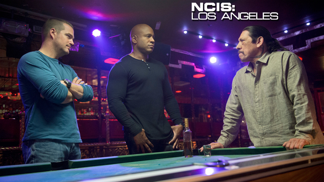 15. NCIS: Los Angeles - Tuhon