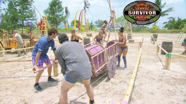 1. Survivor: Brawn vs. Brains vs. Beauty - Hot Girl With A Grudge
