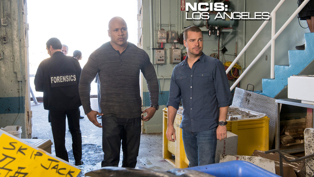 16. NCIS: Los Angeles - Fish Out of Water
