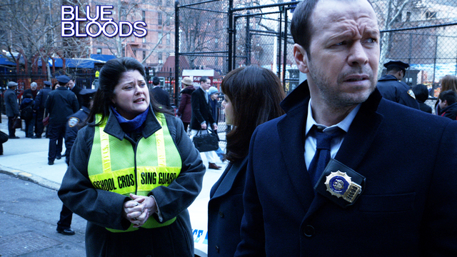 15. Blue Bloods - Open Secrets