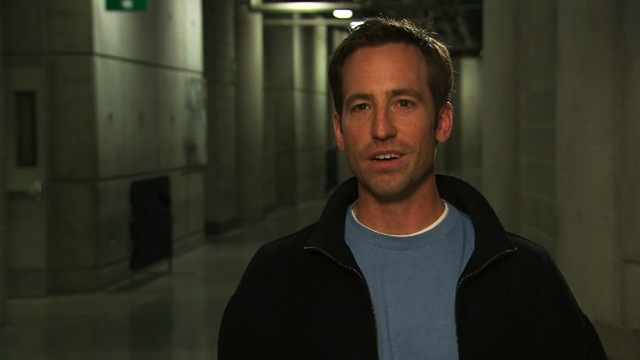 Undercover Boss - Interview with Matt (Utah Jazz)