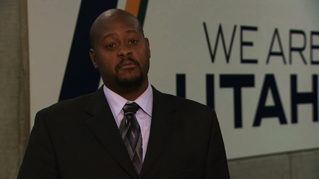 Undercover Boss - Interview with Dennis (Utah Jazz)