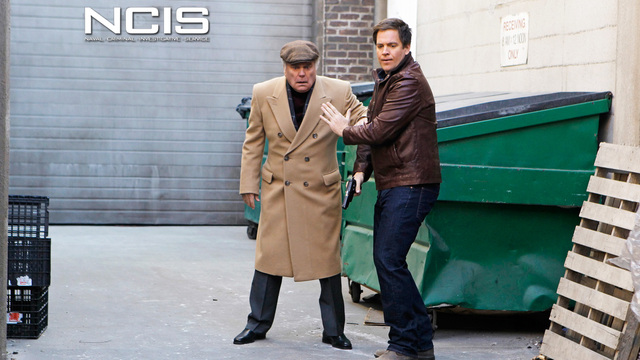 16. NCIS - Dressed To Kill