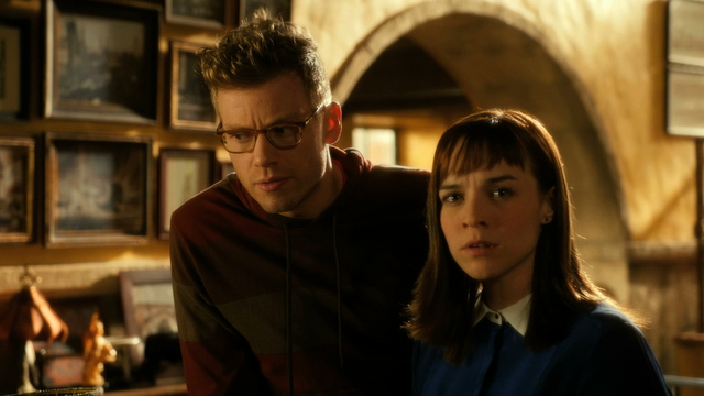 NCIS: Los Angeles - Hetty's Secret Past