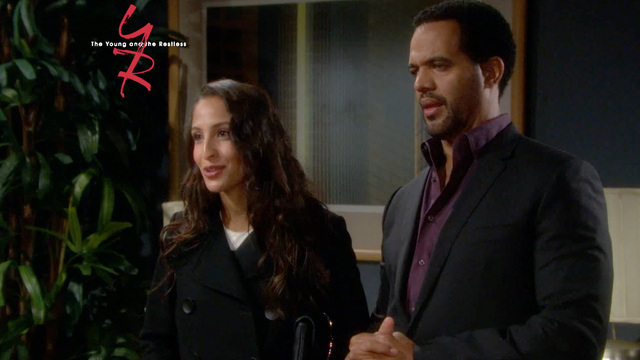 The Young and the Restless - Lily's Protective Instinct