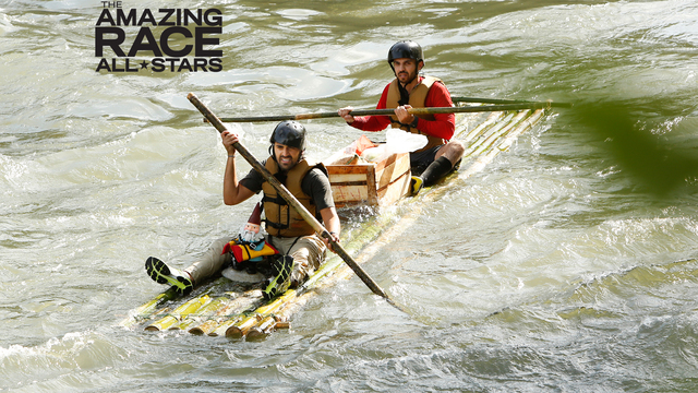 3. The Amazing Race - Welcome to the Jungle