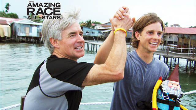 The Amazing Race - Two-Legged Winners