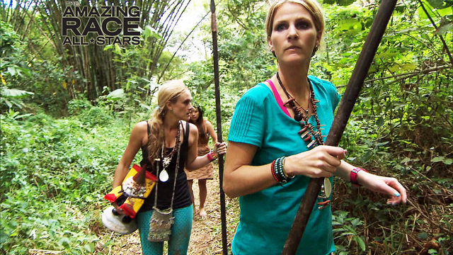 The Amazing Race - Welcome to the Jungle