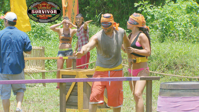 3. Survivor: Brawn vs. Brains vs. Beauty - Our Time To Shine