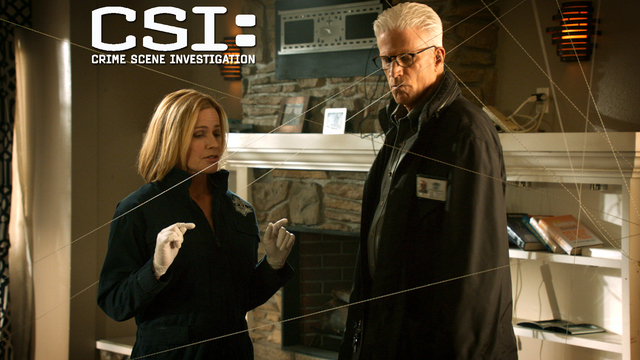 18. CSI: - Uninvited