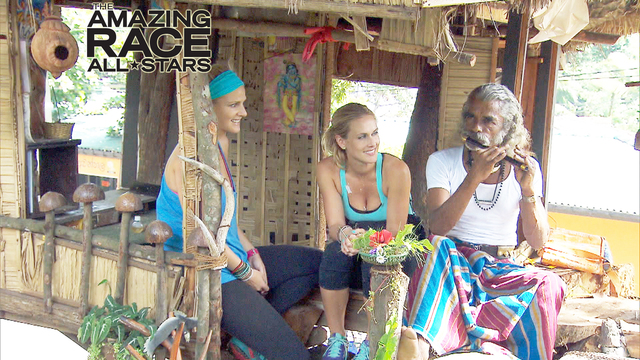 6. The Amazing Race - Down and Dirty