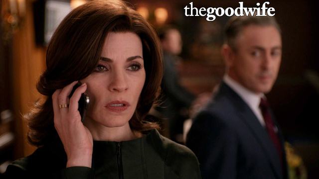 16. The Good Wife - The Last Call