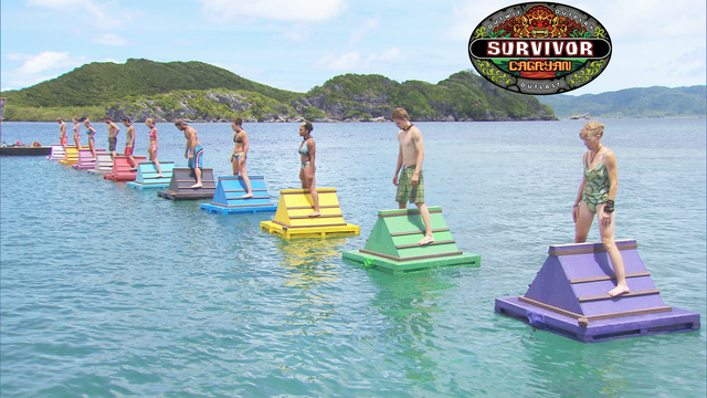 6. Survivor: Brawn vs. Brains vs. Beauty - Head of the Snake