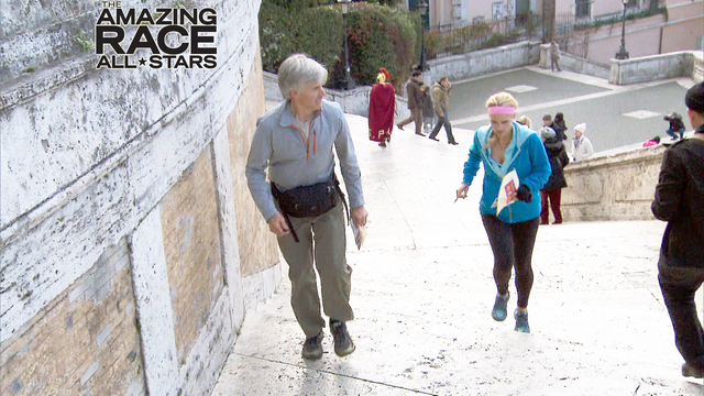 The Amazing Race - The Unbreakable Bond