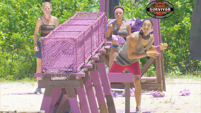 8. Survivor: Brawn vs. Brains vs. Beauty - Bag of Tricks