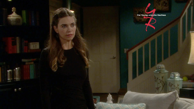 The Young and the Restless - Victoria's Moving On