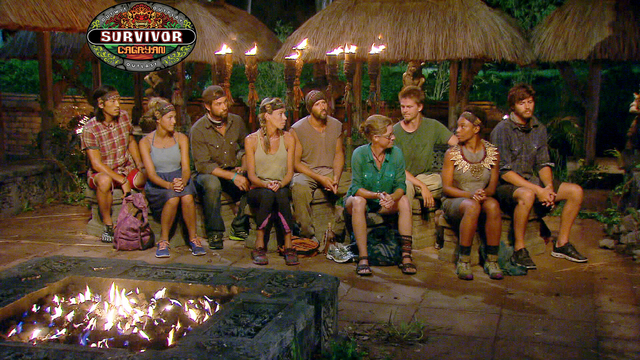 Survivor: Cagayan - Tribal Council
