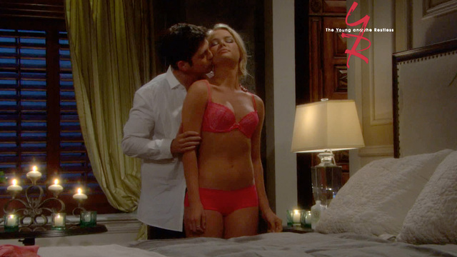The Young and the Restless - Courtney and Noah's Big Step