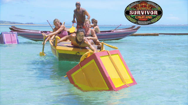9. Survivor: Brawn vs. Brains vs. Beauty - Sitting in My Spy Shack