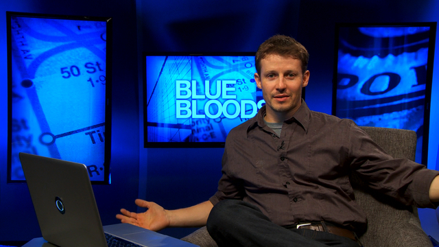 Blue Bloods - Connect Chat feat. Will Estes