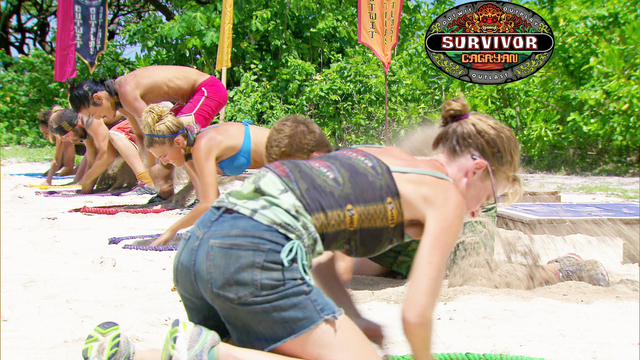 10. Survivor: Brawn vs. Brains vs. Beauty - Chaos Is My Friend